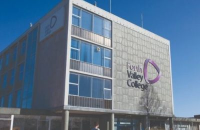 91% support for industrial action at Forth Valley College