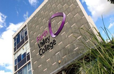 Online Demo Against Forth Valley College Making Staff Redundant During Pandemic